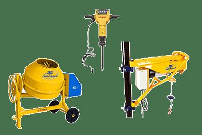 Manutenção e montagem de equipamentos